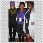 India Arie, myself and my niece Jazmeen at the Keswick Theatre, Glenside PA