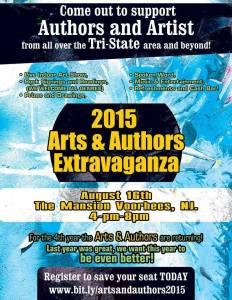 2015 Arts and Artists Extravaganza
