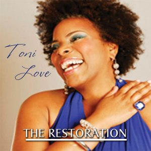 Toni Love Limited Edition CD
